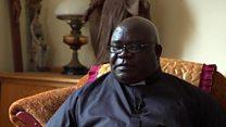 Père Mukonori, médiateur de la crise au Zimbabwe