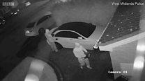 이 도둑들은 열쇠도 없이 당신의 차를 훔칠 수 있다