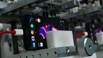 BBC Click:深入深圳手机工厂