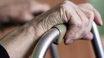 Patients forced to wait for home care