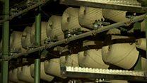 امید به باز شدن قفل بزرگترین کارخانه نساجی افغانستان با سپردن آن به دست پاکستان