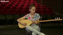 """""""العمل للأمل""""...مبادرة تري في الموسيقي متنفسا للاجئين"""