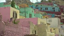 Кольоровий Кабул: як художники змінюють місто