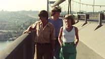 1975 yılından ilk kez yayınlanan İstanbul görüntüleri