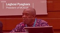 Amnesty Report: 'In fact we dey record for Ogoni say about 2000 person na im dem kill dat time' - MOSOP Leader