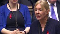 Speaker tells off 'disorderly' Dorries