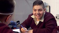 Why are American students flooding Mexican schools?