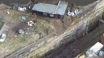 Network Rail criticised on Liverpool wall collapse
