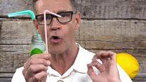 Million dollar idea: The drinking straw
