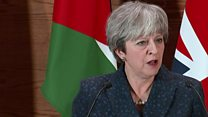 May: Not afraid to say when we think US got it wrong
