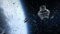 ¿Cómo solucionar el problema de la basura espacial? Este satélite puede ser la respuesta