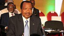 Crise anglophone au Cameroun : le président Biya menace ses détracteurs