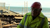 Victorian Pier set for makeover