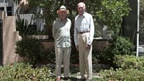 Australia gay marriage: 'Too old for fuss'