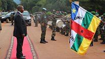 59 ème indépendance de la Centrafrique