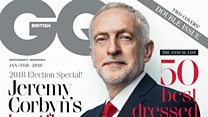 GQ: Corbyn photo shoot 'tortuous'