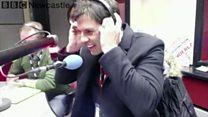 Fan calls Chris Coleman 'for a chat'