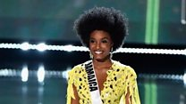 The 'real winner' of Miss Universe?