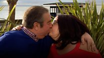 Lottery win ends 30-year engagement