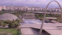A obra-prima de Oscar Niemeyer que foi abandonada e usada para execuções durante guerra no Líbano