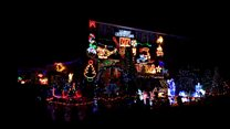 The house where Santa would live