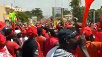 Togo: Protest continue against President Gnassingbé