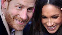 特写(粤语):哈里梅根订婚 英国王室越趋包容?