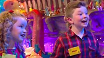 Ireland's Late Late Toy Show surprise