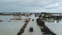 У Албанії евакуюють людей після повені