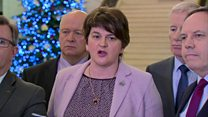 DUP won't accept deal that 'separates' NI from UK