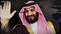 Sa'uudi Arabiyaan qabsoo aangoo cimaa keessatti argamti.