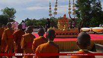 ကမ္ဘောဒီးယားက ညီညွတ်ရေး ဆုတောင်းပွဲ