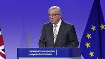 'Significant progress' but no Brexit deal yet