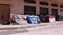 گزارشگر حقوق بشر سازمان ملل، مأمور تحقیق درباره فقر در آمریکا