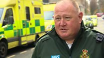 """Hero"" Paramedic honoured at awards"