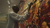 Art challenges US Civil War story