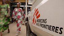 RDC: la base de MSF au Nord-Kivu attaquée