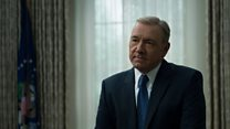 What happens to Frank Underwood?