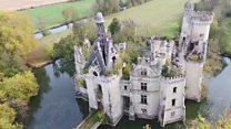 ¿Por qué más de 6.500 personas compraron un castillo en ruinas en Francia?