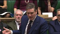 Labour: May to blame for Brexit 'embarrassment'