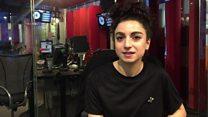 Composer and turntablist Shiva Feshareki shares advice for young women