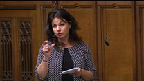 Heidi Allen moved to tears by Labour MP's universal credit stories