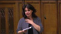 MP's tears in universal credit debate