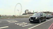 London's black cabs are going electric