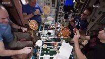 Піца у космосі? Це можливо!