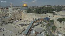 Hoa Kỳ muốn chuyển Đại sứ quán tới Jerusalem