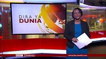 Matangazo ya Dira ya Dunia TV Jumanne 05.12.2017