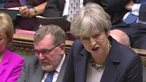 PM asked for 'update on Brexit negotiations'