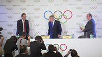 ဆောင်းရာသီ အိုလံပစ် ယှဉ်ပြိုင်ခွင့် ရုရှားအပိတ်ခံရ