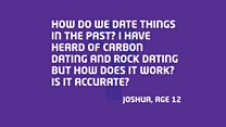 How does carbon dating work?